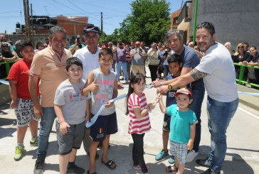 Hurlingham | Inauguraron un nuevo puente en William Morris
