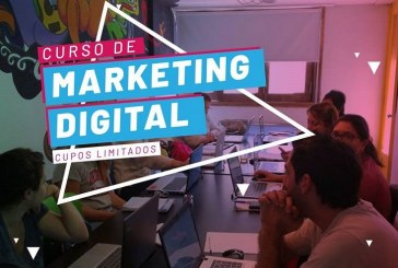 Curso de marketing digital en Morón